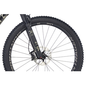 "Trek Fuel EX 9.8 XT 29"" matte metallic gunmetal/gloss black"